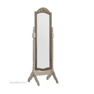 Cermin Lantai Full Body Berdiri Kamar