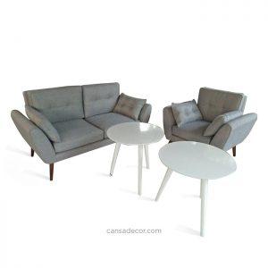 Kursi Sofa Retro RuangTamu Terbaru