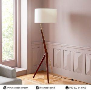 lampu berdiri minimalis,