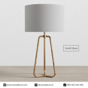 Lampu Meja 64 cm Minimalis Modern Kontemporer Gambar