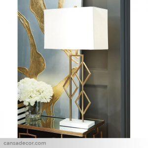 Lampu Meja Modern