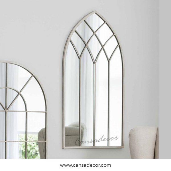 Gambar Cermin-Dinding-Jendela-Krem-Rubia-Vintage-Minimalis