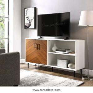 jual-bufet-tv-jati-minimalis-modern-Hania-duco-putih