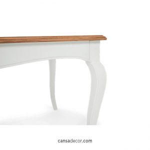 meja makan minimalis kayu