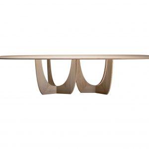 meja makan minimalis dari kayu s